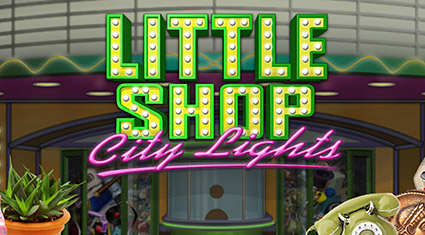 Little Shops City Lights