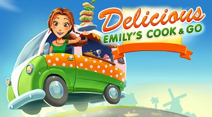 Delicious Emilys Cook and Go