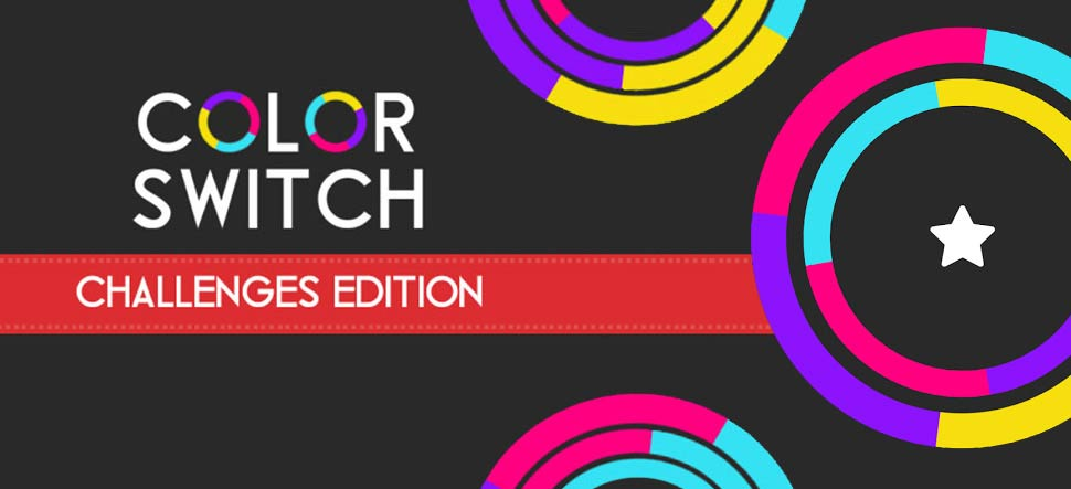 Color Switch Challenges Edition