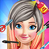 Play Princess Anna Hair Salon