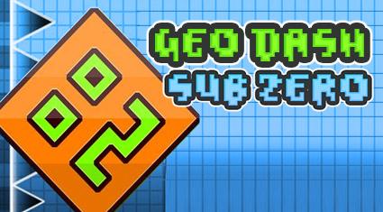 Geo Dash Sub Zero