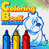 Play Coloring Book Animals