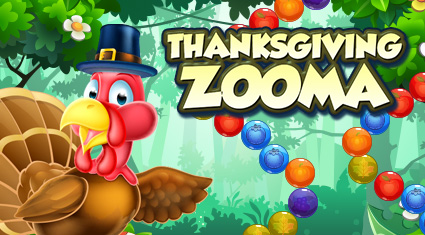 Thanksgiving Zooma