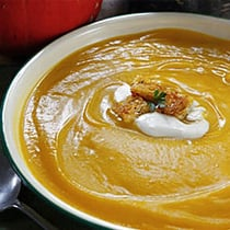 Pumpkin Bisque image