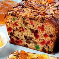 Holiday Fruit Cake image
