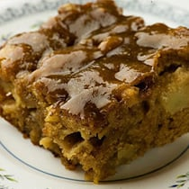 Caramel Apple Cake image
