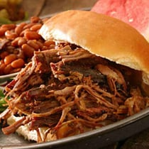Slow Cooked Pulled Pork image