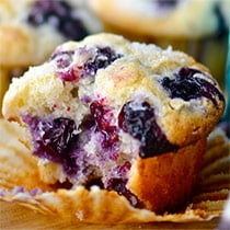 To Die For Blueberry Muffins image