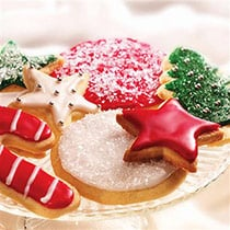 Holiday Sugar Cookies image