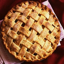 Grandma's Famous Apple Pie image