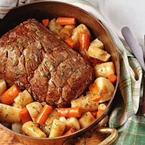 Slow Cooker Perfect Pot Roast image