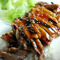 Baked Teriyaki Chicken image