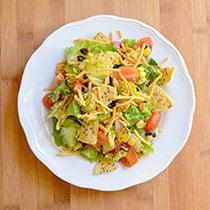Vegetarian Taco Salad image