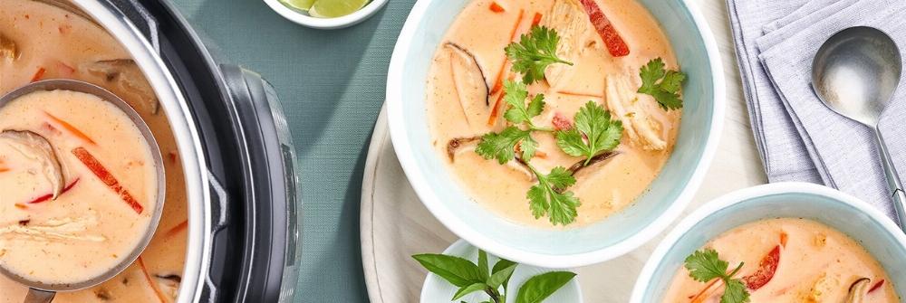 Instant Pot?® Thai Chicken Soup