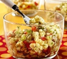 Grilled Corn Salad image