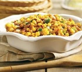 Corn and Black-Eyed Pea Salad image