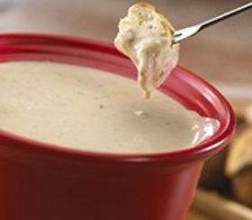 Quick Cheese Fondue image