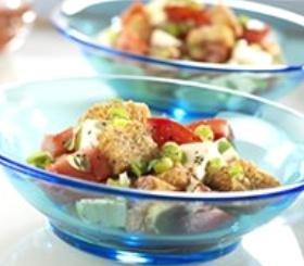 Tuscan Bread Salad image