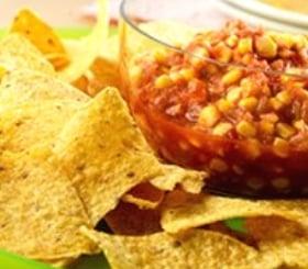 Tomato-Corn Salsa image