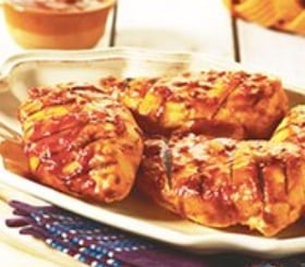Grilled Picante BBQ Chicken image