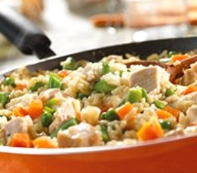 20-Minute Turkey & Rice image