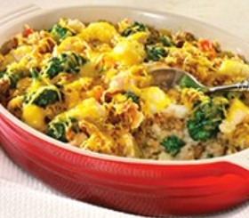 Turkey and Stuffing Casserole image