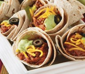 Chipotle Pork Taco Cups image