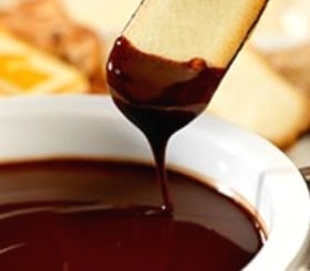Quick and Easy Chocolate Fondue image