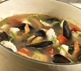 Mediterranean Fish Soup image