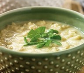 Cream of Roasted Fennel Soup image