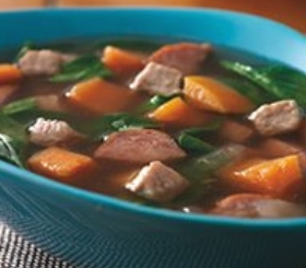 Hearty Caribbean-Style Soup image