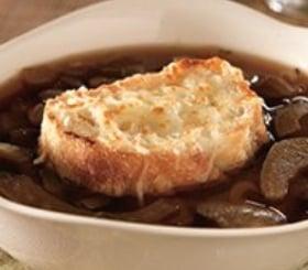 Slow Cooked Fennel Soup au Gratin image