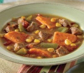 Slow-Cooked Panama Pork Stew image
