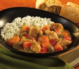 Slow-Cooked Salsa Verde Pork & Pepper Stew image