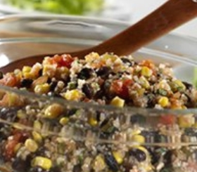 Bulgur Salad image