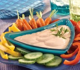 Ginger Berry Dip image