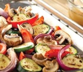 Herb Grilled Vegetables image